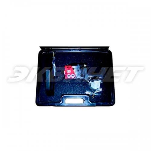 Приспособления для пневматич. пистолета для установки заклепок