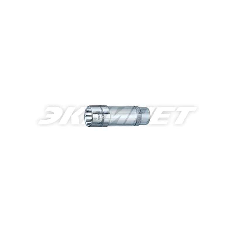 Головка двенадцатигранная,  3/8'',  13 mm