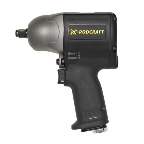 """RC RC2282XI  Гайковерт ударный 1/2"""",450-900Нм Rodcraft (Германия)"""