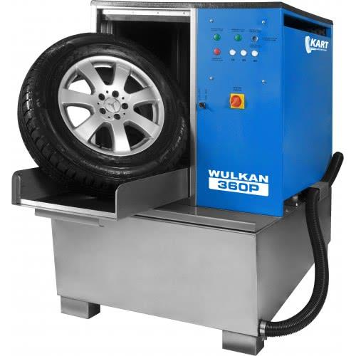 Мойка для колес Kart Wulkan 360P