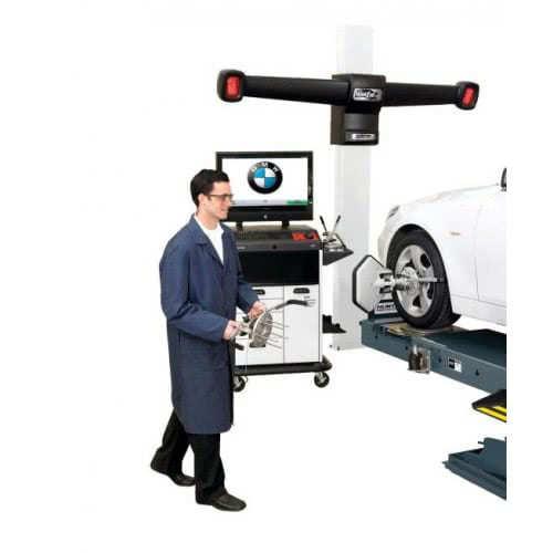Стенд развал схождения 3D HUNTER BMW KDS 2