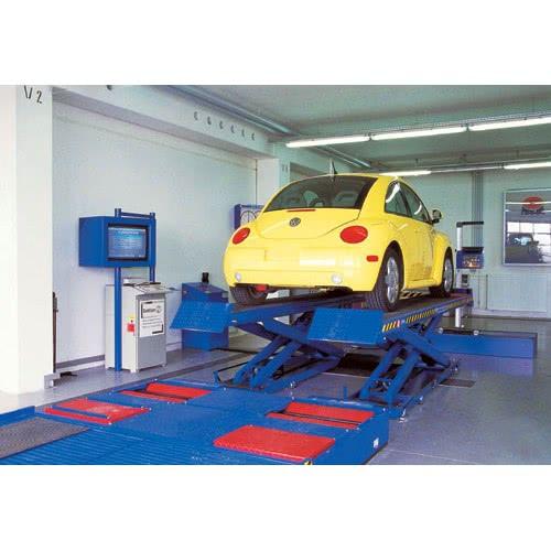Линия диагностики автомобилей MAHA EUROSYSTEM PKW