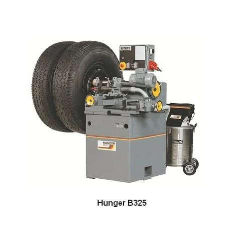 Hunger B325. Станок для расточки и шлифовки тормозных барабанов. HUNGER (ГЕРМАНИЯ)