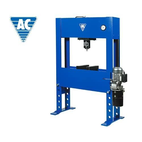 Пресс электрогидравлический AC Hydraulic P40EH1