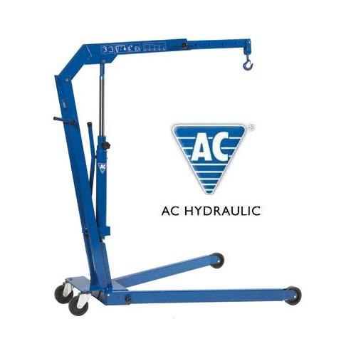 Гидравлический кран AC Hydraulic WJN5