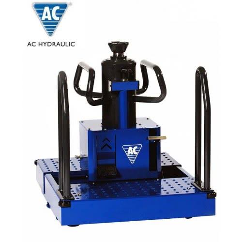 Пневмогидравлический канавный подъемник AC Hydraulic GGD150U