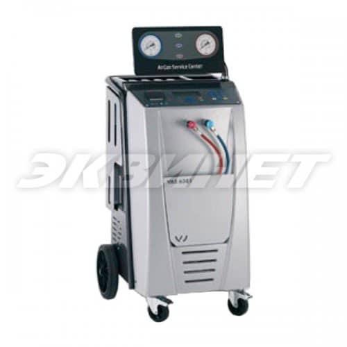 Аппарат для обслуживания кондиционеров с промывочным устройством