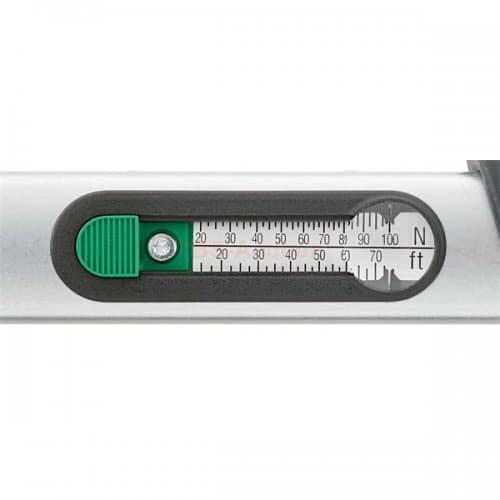 730/10 Динамометрический ключ 20 - 100 Нм, с держателем для сменного инструмента Stahlwille (Германия)