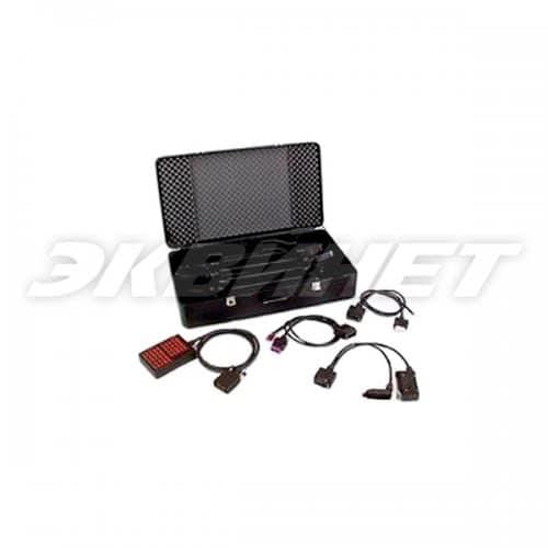 Диагностический коммутаторВ комплекте 9 адаптеров