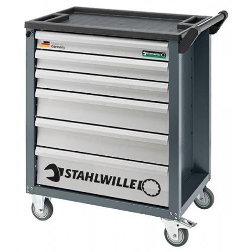 Инструментальная тележка Stahlwille 90/6A, 6 ящиков (Германия)