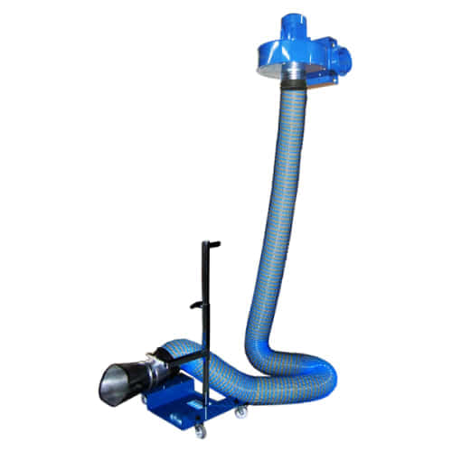 Высокопроизводительный комплект для теста выхлопных газов, Norfi (Германия)
