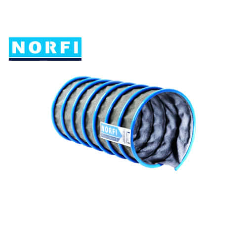 Вытяжной шланг Тип FC-3 DN125. Norfi (Германия)