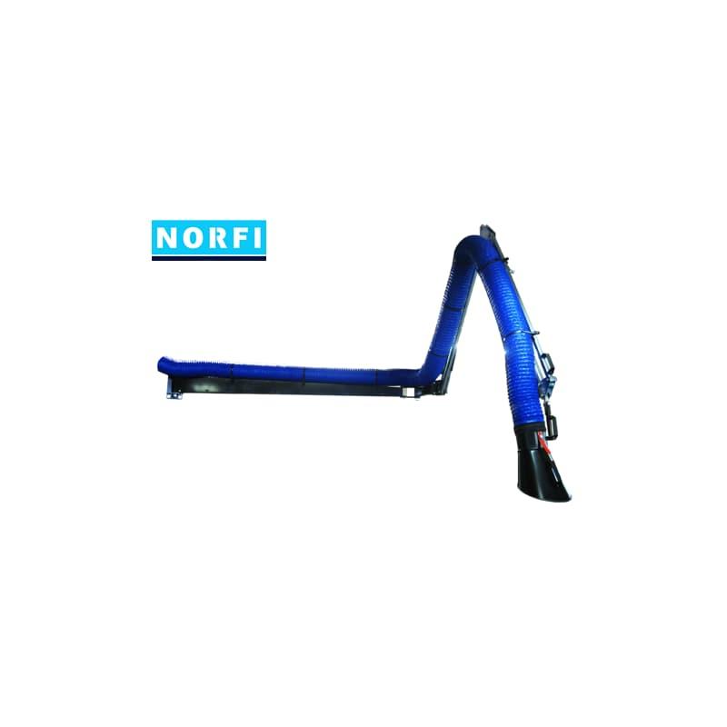 Комплект вытяжного рукава 4м. Norfi (Германия)