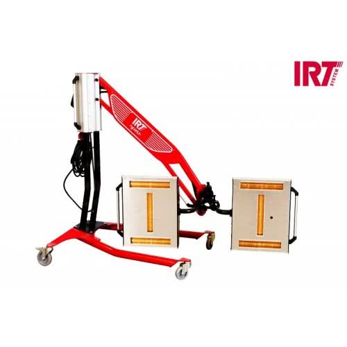 Инфракрасная сушка для малярки iRT Systems IRT-302, 2 кассеты (Швеция)