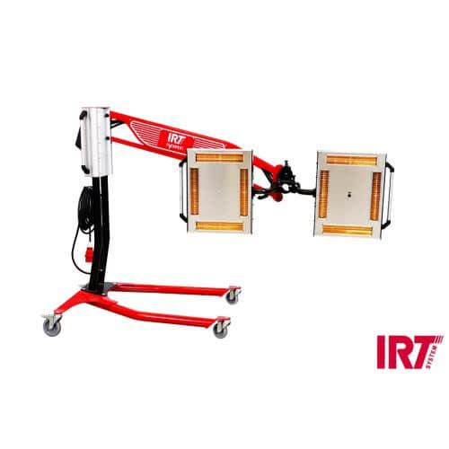 Передвижная ИК сушка IRT-402. IRT SYSTEM (ШВЕЦИЯ)