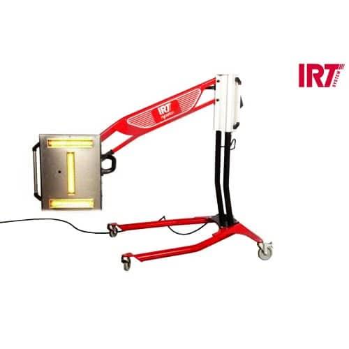 Инфракрасная сушка для малярки IRT 3-1 PCD (Швеция)