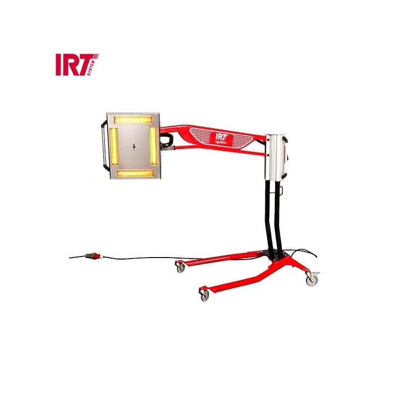 Передвижная ИК сушка IRT 4-1 PCAUTO (ШВЕЦИЯ)