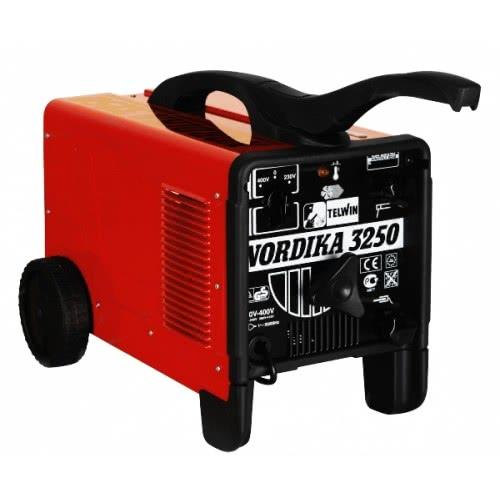 NORDIKA 3250 turbo, Сварочный агрегат электродный. TELWIN (ИТАЛИЯ)