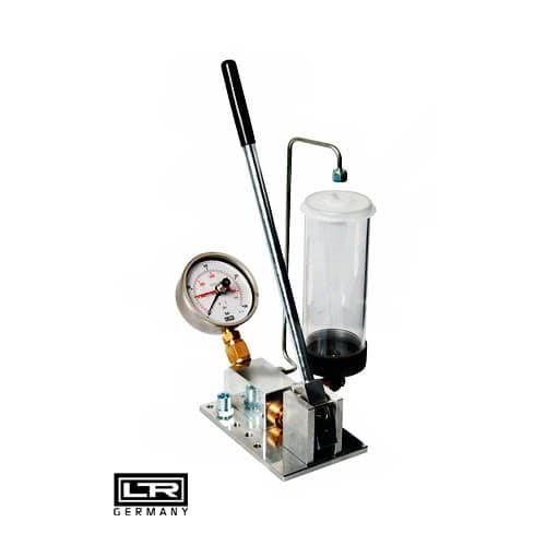 DET 061, Прибор для проверки дизельных форсунок с плавающей стрелкой. LEITENBERGER (ГЕРМАНИЯ)