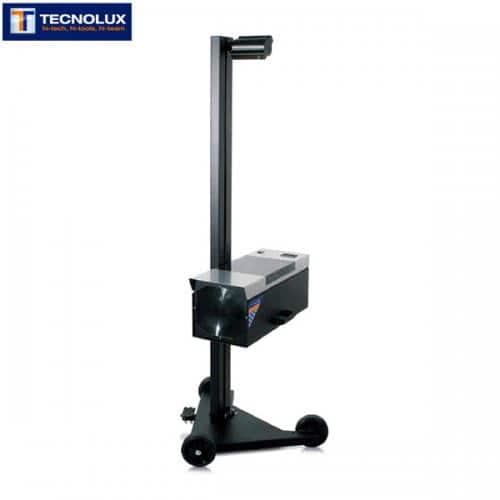 Прибор для проверки и регулировки света фар TECNOLUX 2400/L2 (ИТАЛИЯ)