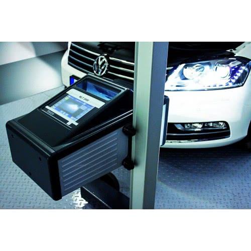 Электронный прибор проверки и регулировки света фар MAHA MLT 3000 (ГЕРМАНИЯ)