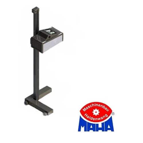 Электронный MLT 1000 MB, Оптико-механический прибор проверки и регулировки света фар автомобиля. MAHA (ГЕРМАНИЯ)