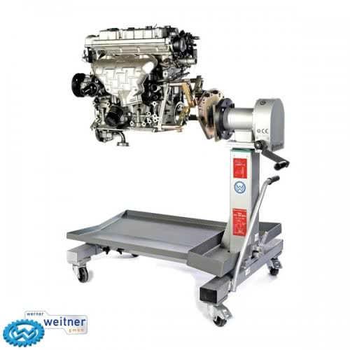 Кантователь двигателя. WERNER WEITNER DC/WW-MG 600/V (ГЕРМАНИЯ)