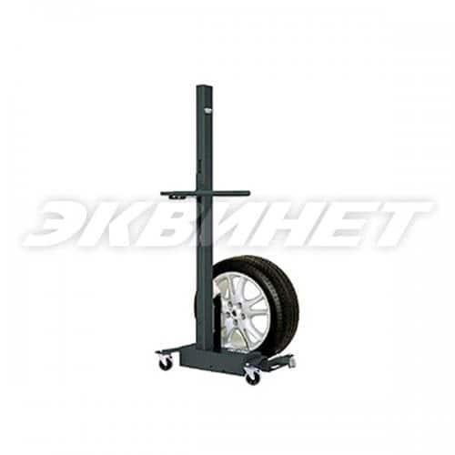Тележка для монтажа колес