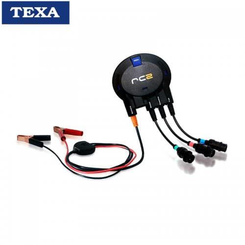 Прибор для снятия оборотов и температуры двигателя RC2. TEXA (Италия)