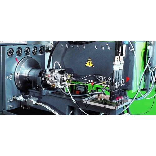 EPS 815. Стенд проверки топливных насосов высокого давления. BOSCH (ГЕРМАНИЯ)