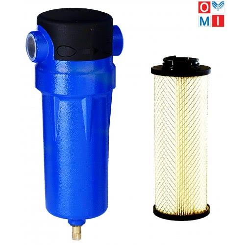 QF 005. Фильтр для очистки воздуха для компрессора. OMI (Италия)