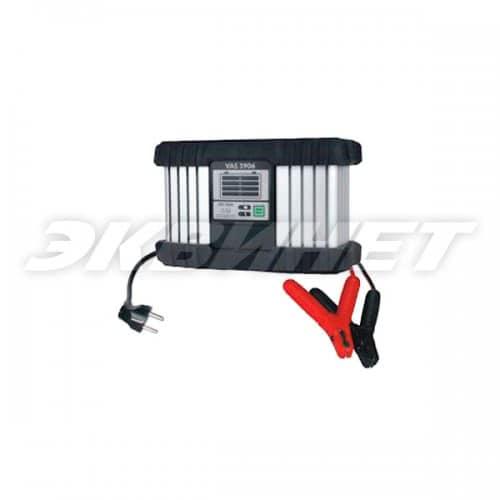 Устр-во для зарядки АКБ а/м находящихся в шоуруме (3-300 а/ч, макс ток заряда 30А)