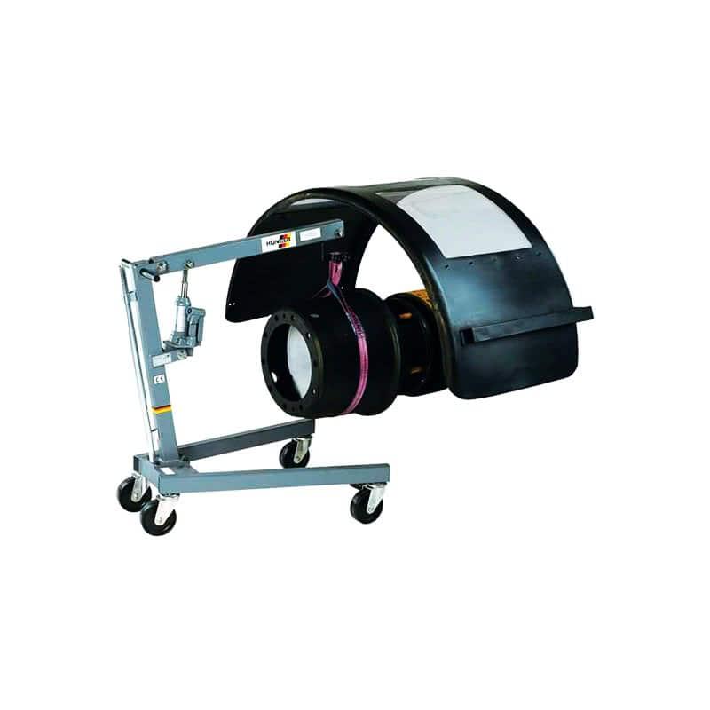 B 345, Станок для проточки тормозных барабанов и дисков. HUNGER (ГЕРМАНИЯ)