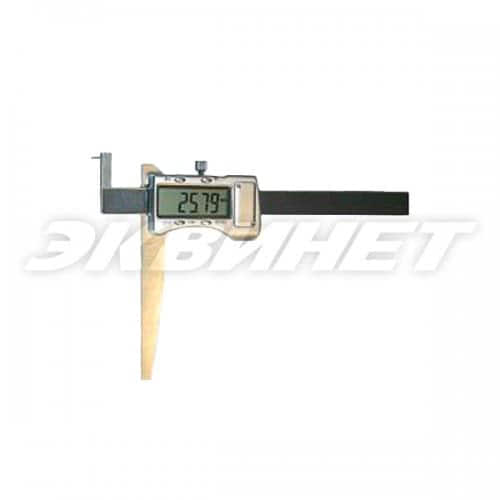Глубиномер цифровой, 200 мм, с измерительнымзахватом