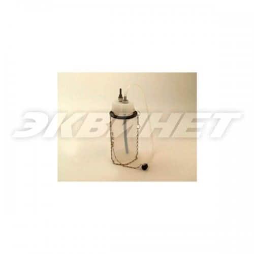 Емкость для слива топлива из подогревателя