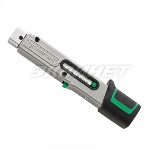 Динамометрический ключ 4-20 Нм Stahlwille 730/2 QUICK (Германия)