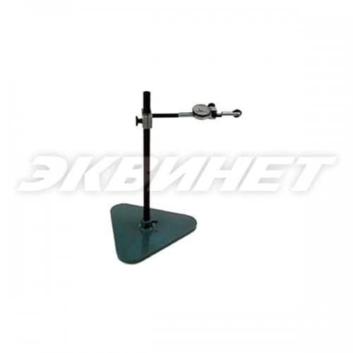 Устр-во для проверки радиального и бокового биения диска с шиной