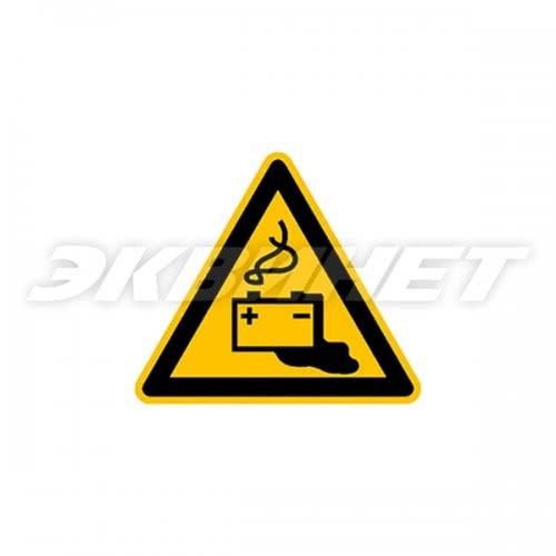 Предупреждающая табличка ( аналог ASE33901400000)