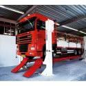 4-х стоечные подъемники для грузовых авто