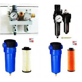 Блоки подготовки воздуха / фильтры для грузовых авто