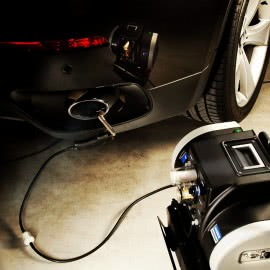 Газоанализатор / дымомер для легковых авто