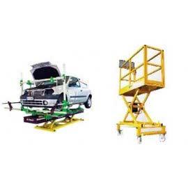 Оборудование для кузовного ремонта легковых авто